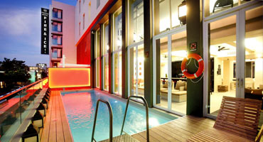the Protea Hotel Fire and Ice in Cape Town